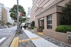 東京メトロ半蔵門線・水天宮前駅の様子。(2014-03-27,共用部,ENVIRONMENT,1F)