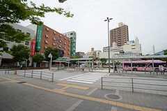 東京メトロ東西線・葛西駅前の様子。(2015-06-28,共用部,ENVIRONMENT,1F)