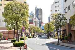 東京メトロ東西線・葛西駅周辺の様子。(2017-04-24,共用部,ENVIRONMENT,1F)