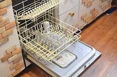 食洗機も使えます。(2014-05-22,共用部,KITCHEN,2F)