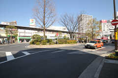 各線・小岩駅の様子。(2013-03-12,共用部,ENVIRONMENT,1F)