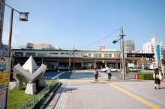 JR新小岩駅の様子。(2008-10-29,共用部,ENVIRONMENT,1F)