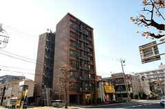シェアハウスの外観。(2012-01-26,共用部,OUTLOOK,1F)