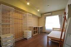 専有部の様子。(501号室)※女性専用フロアです。(2012-02-27,専有部,ROOM,5F)