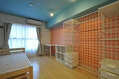 専有部の様子。(604号室)※女性専用フロアです。(2012-02-27,専有部,ROOM,6F)