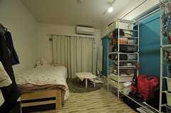 入居者さんの部屋の様子。(302号室)(2013-12-15,専有部,ROOM,3F)