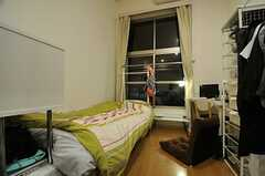 入居者さんの部屋の様子。(808号室)(2013-12-15,専有部,ROOM,8F)