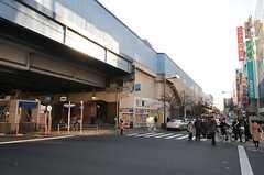 東京メトロ東西線・葛西駅の様子。(2012-01-26,共用部,ENVIRONMENT,1F)