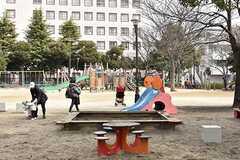 都営新宿線・瑞江駅周辺の東武フレンド公園の様子。(2017-03-07,共用部,ENVIRONMENT,1F)