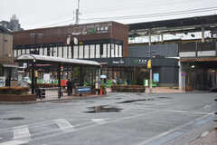 JR中央総武線・平井駅の様子。(2018-03-09,共用部,ENVIRONMENT,1F)