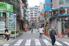 東京メトロ東西線・西葛西駅周辺の様子。(2016-10-19,共用部,ENVIRONMENT,1F)