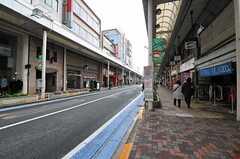 JR各線・小岩駅前の商店街の様子。(2012-03-06,共用部,ENVIRONMENT,1F)