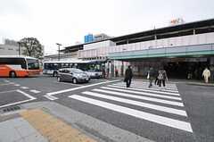 JR各線・小岩駅の様子。(2012-03-06,共用部,ENVIRONMENT,1F)