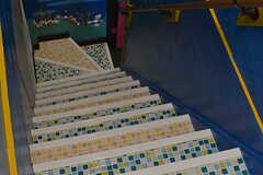 階段はタイルです。(2016-10-12,共用部,OTHER,3F)
