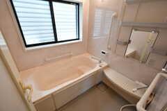 バスルームの様子。(2017-07-18,共用部,BATH,1F)