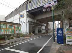 京成線江戸川駅の様子。(2008-03-21,共用部,ENVIRONMENT,1F)