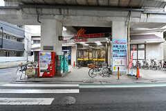 江戸川駅の改札目の前のスーパー。(2017-11-08,共用部,ENVIRONMENT,1F)