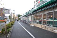 東京メトロ東西線・葛西駅からシェアハウスに向かう道の様子。(2014-12-11,共用部,ENVIRONMENT,1F)