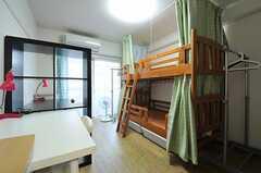 ドミトリーの様子。(6051号室)(2012-12-10,専有部,ROOM,6F)