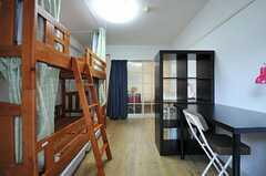ドミトリーの様子2。(6051号室)(2012-12-10,専有部,ROOM,6F)