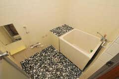 バスルームの様子。(2010-07-06,共用部,BATH,4F)
