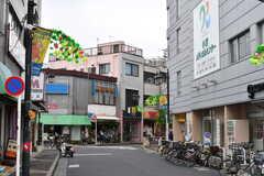 京成小岩駅近くの商店街2。(2017-06-25,共用部,ENVIRONMENT,1F)