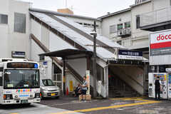 京成小岩駅の様子。(2017-06-25,共用部,ENVIRONMENT,1F)