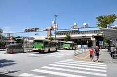 東京メトロ東西線・葛西駅の様子。(2012-08-13,共用部,ENVIRONMENT,1F)