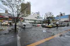 東京メトロ東西線・葛西駅の様子。(2014-04-03,共用部,ENVIRONMENT,1F)