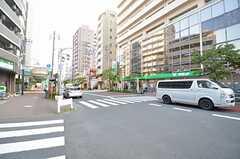 京王線・東府中駅前の様子。(2015-06-24,共用部,ENVIRONMENT,1F)