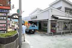 各線・分倍河原駅の様子。(2011-08-26,共用部,OTHER,1F)