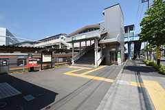 JR武蔵野線・北府中駅の様子。(2016-05-19,共用部,ENVIRONMENT,1F)