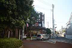 駅前にスーパーがあります。(2014-11-04,共用部,ENVIRONMENT,1F)