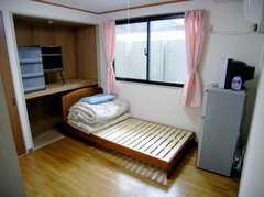 専有部の様子。(209号室)(2007-04-21,専有部,ROOM,2F)