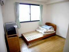 専有部の様子。(206号室)(2007-04-21,専有部,ROOM,2F)