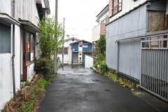 シェアハウス周辺は住宅地です。(2020-04-01,共用部,ENVIRONMENT,1F)