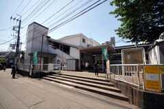 西武新宿線小平駅の様子。(2010-05-13,共用部,ENVIRONMENT,1F)