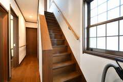 階段の様子。(2019-01-08,共用部,OTHER,1F)