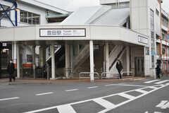 各線・豊田駅の様子。(2018-03-23,共用部,ENVIRONMENT,1F)