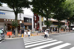 東武東上線・成増駅の様子。(2017-08-25,共用部,ENVIRONMENT,1F)