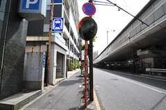 都営三田線・板橋本町駅の様子。(2013-06-03,共用部,ENVIRONMENT,1F)