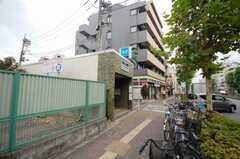 各線赤塚駅の様子。(2008-11-24,共用部,ENVIRONMENT,1F)