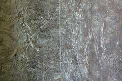 床材はOSB合板です。OSBは木材の破片を高圧縮した素材です。(201号室)(2016-07-22,共用部,OTHER,2F)