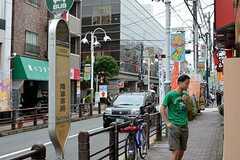 東武東上線・上板橋駅周辺の様子。(2016-07-22,共用部,ENVIRONMENT,1F)
