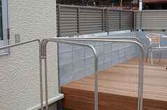 布団干しは3台あるそう。(2012-12-21,共用部,OTHER,1F)