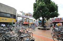 東武東上線・上板橋駅前の様子。(2012-07-13,共用部,ENVIRONMENT,1F)