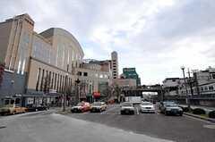 東武東上線・成増駅前の様子。(2010-12-15,共用部,ENVIRONMENT,1F)