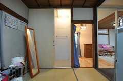 脱衣スペースの脇にはシャワールームもあります。(2011-02-03,共用部,OTHER,1F)