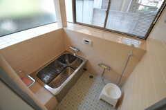 バスルームの様子2。(2011-09-13,共用部,BATH,1F)