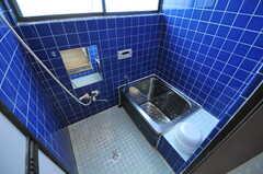 バスルームの様子。(2012-12-21,共用部,BATH,1F)